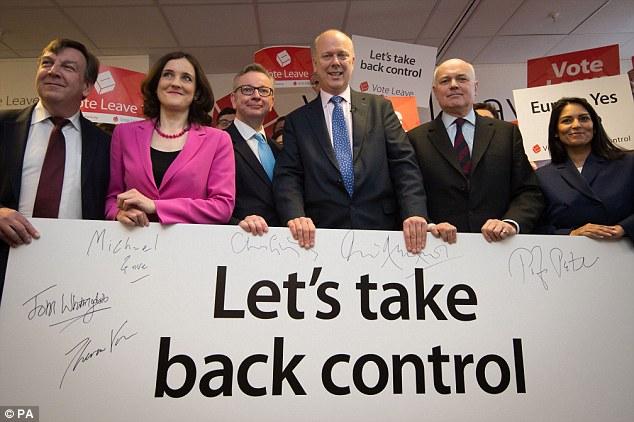 Take back control 3